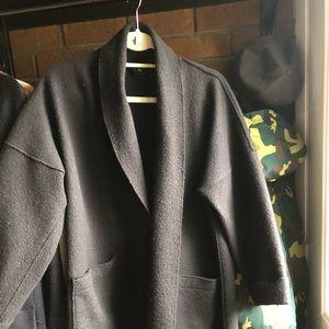 Blanket light weight jacket